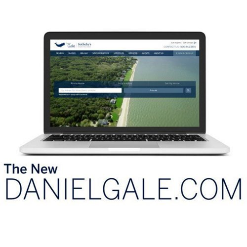 DANIEL GALE SOTHEBY'S INTERNATIONAL REALTY LAUNCHES NEW WEBSITE